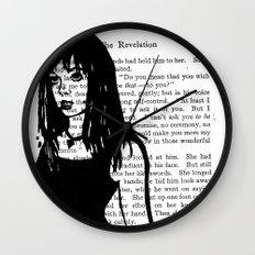 An Increased Intimacy Wall Clock