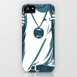 Seba has grown up iPhone Case