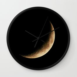Dark Side of the Moon Wall Clock