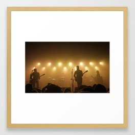 Interpol NYC Framed Art Print