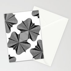 In Two Places at Once Stationery Cards