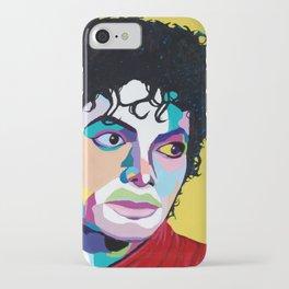 Pop King iPhone Case