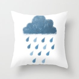 Plou Throw Pillow