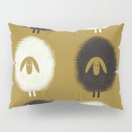 Sheep ochre Pillow Sham