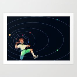 Never Enough Art Print