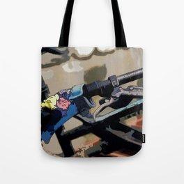Bike Gear - Mountain-Bike Glove Tote Bag