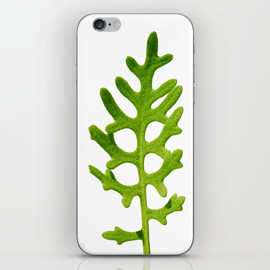 green velvet I iPhone Skin