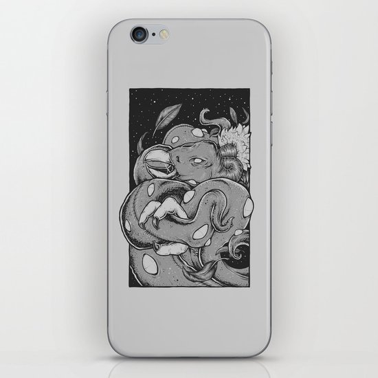Tents Attack!  iPhone & iPod Skin