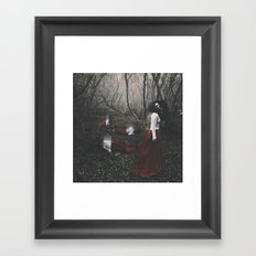 Deteriorate  Framed Art Print