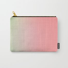 Watermelon Gradient Carry-All Pouch