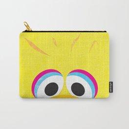 Minimal Bigbird Carry-All Pouch