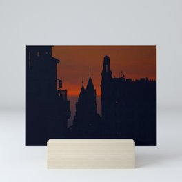 Bridge of Lions Mini Art Print