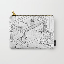 Lilith's Room Carry-All Pouch