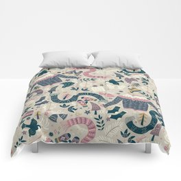 Winter Woolies Comforters