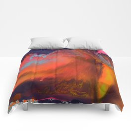 The Red Desert Comforters