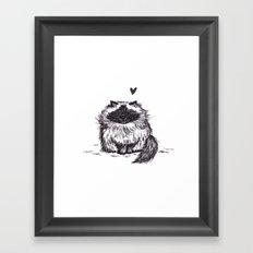 Himalayan Cat Framed Art Print