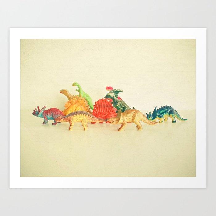 Walking With Dinosaurs Kunstdrucke
