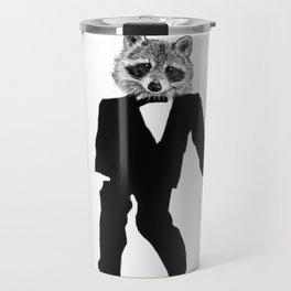 Twisted Raccoon Travel Mug
