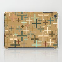 positive iPad Cases featuring positive by Kingu Omega