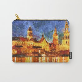 Cathedral of the Holy Trinity or Hofkirche Carry-All Pouch