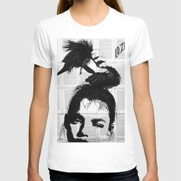 Can be bw T-shirt