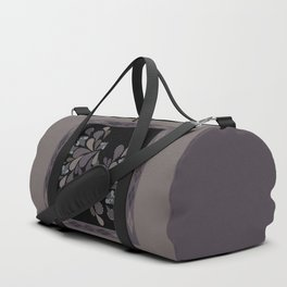 Ethnic floral ornament Duffle Bag