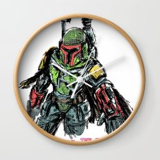 clones of a loser, that's why the empire lost Wall Clock