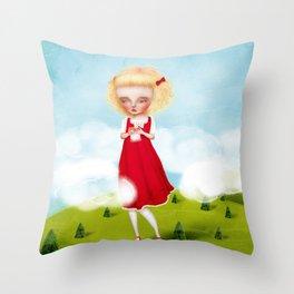 Juneau Throw Pillow