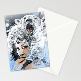 Arctic Tears Stationery Cards