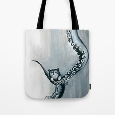 Hang On To Your Imagination Tote Bag