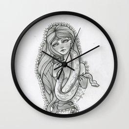 Innocence Lost Wall Clock