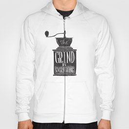 the daily grind Hoody