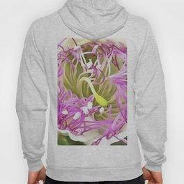 Caper Flower Blossom Hoody
