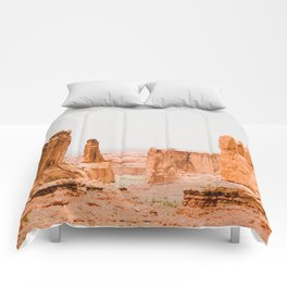 Arches National Park / Utah Comforters