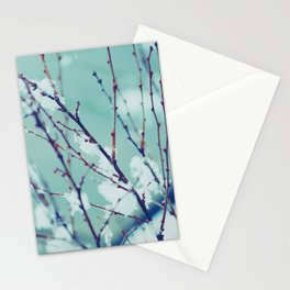 Winter of February Stationery Cards