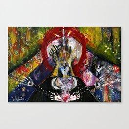 My Kingdom Come Canvas Print