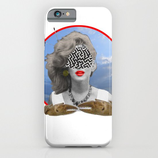 I had a dream, last night... iPhone & iPod Case