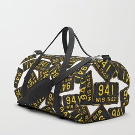 Vintage - Wis 941 Duffle Bag