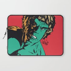 See Me Angry Laptop Sleeve