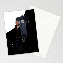 9th Doctor Stationery Cards