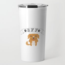 My Toller BFF Dog Best Friend Forever Cute Gift Idea Travel Mug
