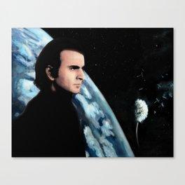 He Spoke for Earth Canvas Print