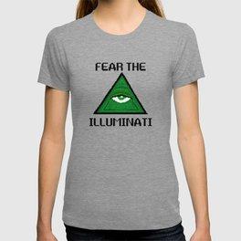Fear The Illuminati T-shirt