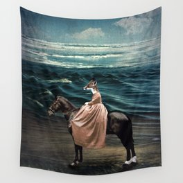 The Fox and the Sea Wall Tapestry