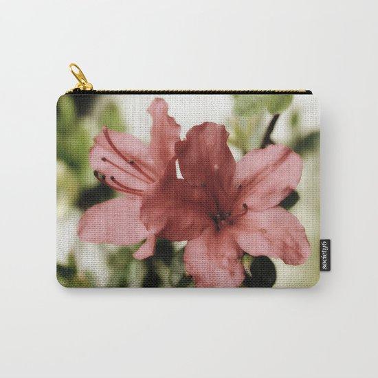 SOFT PINK FLOWER #1 - Azaleas Carry-All Pouch