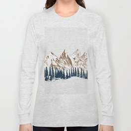 mountains 9 Long Sleeve T-shirt