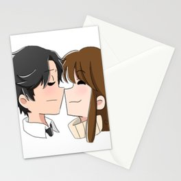 Jumin X MC Valentine's Day Stationery Cards