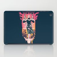 supreme iPad Cases featuring Supreme by Hillary White