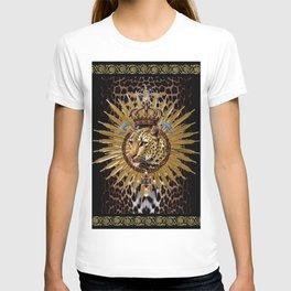 Regal Leopard T-shirt
