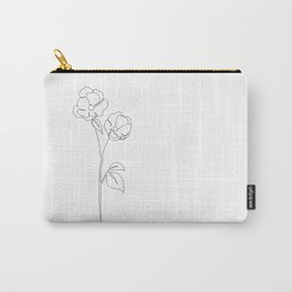 Blossom Out Carry-All Pouch